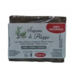 Aleppo soap 25%